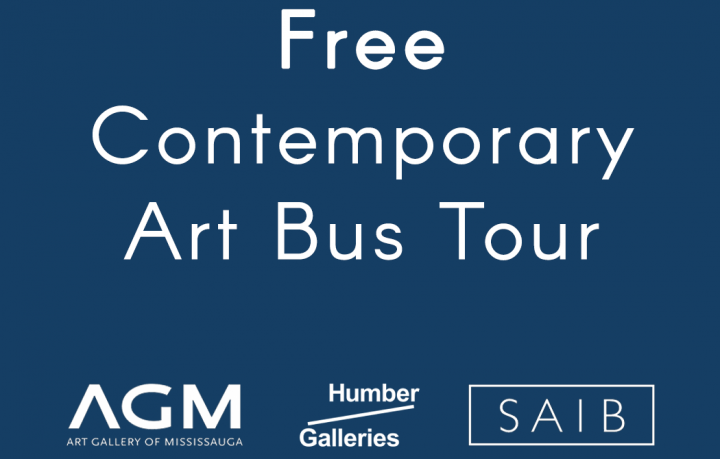 FREE Contemporary Art Bus Tour