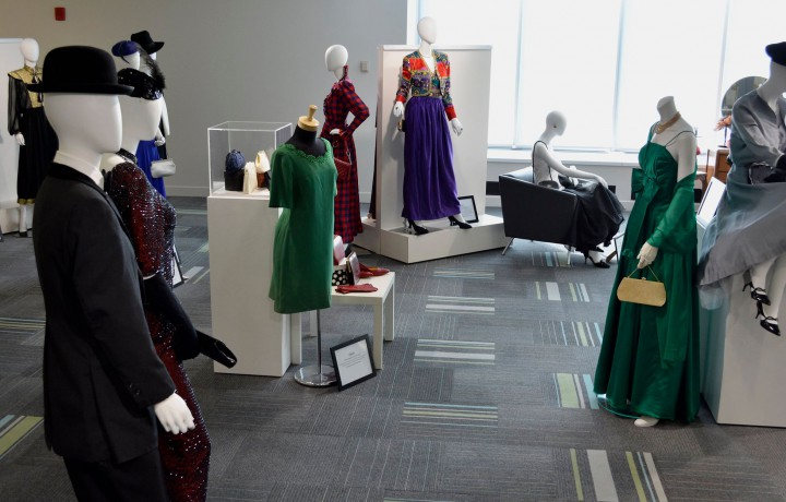 100 Years of Fashion Exhibition 2016
