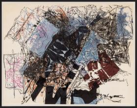 Jean-Paul Riopelle, Untitled, Date Unknown